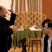 A színpadon bármi megtörténhet - Beszélgetés Gaál Csabával és Aczél Andrással