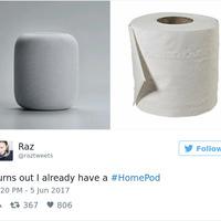 A legviccesebb reakciók az Apple HomePod okosotthon asszisztensére