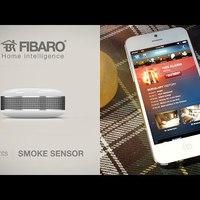 4 dolog amiért érdemes a FIBARO füstérzékelőt választani