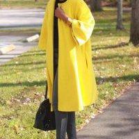 Álmaim kabátja- Burda szabásminta alapján
