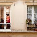 Párizsi kockák XXXVII.: Párizsi leskelődés