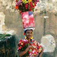 Napi inspiráció: virágos szett
