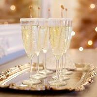 Az év vége színe: a pezsgő