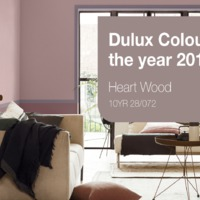 A Dulux szerint az Év színe (2018)