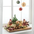 Kika karácsony és az öt ünnepi trend