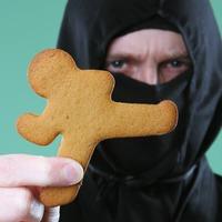 OÉ Karácsony: ninja sütiszaggató