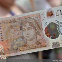 Jane Austen font formájában