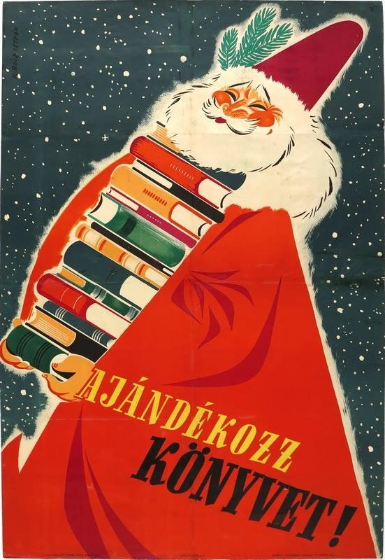 Karácsonyi könyveim