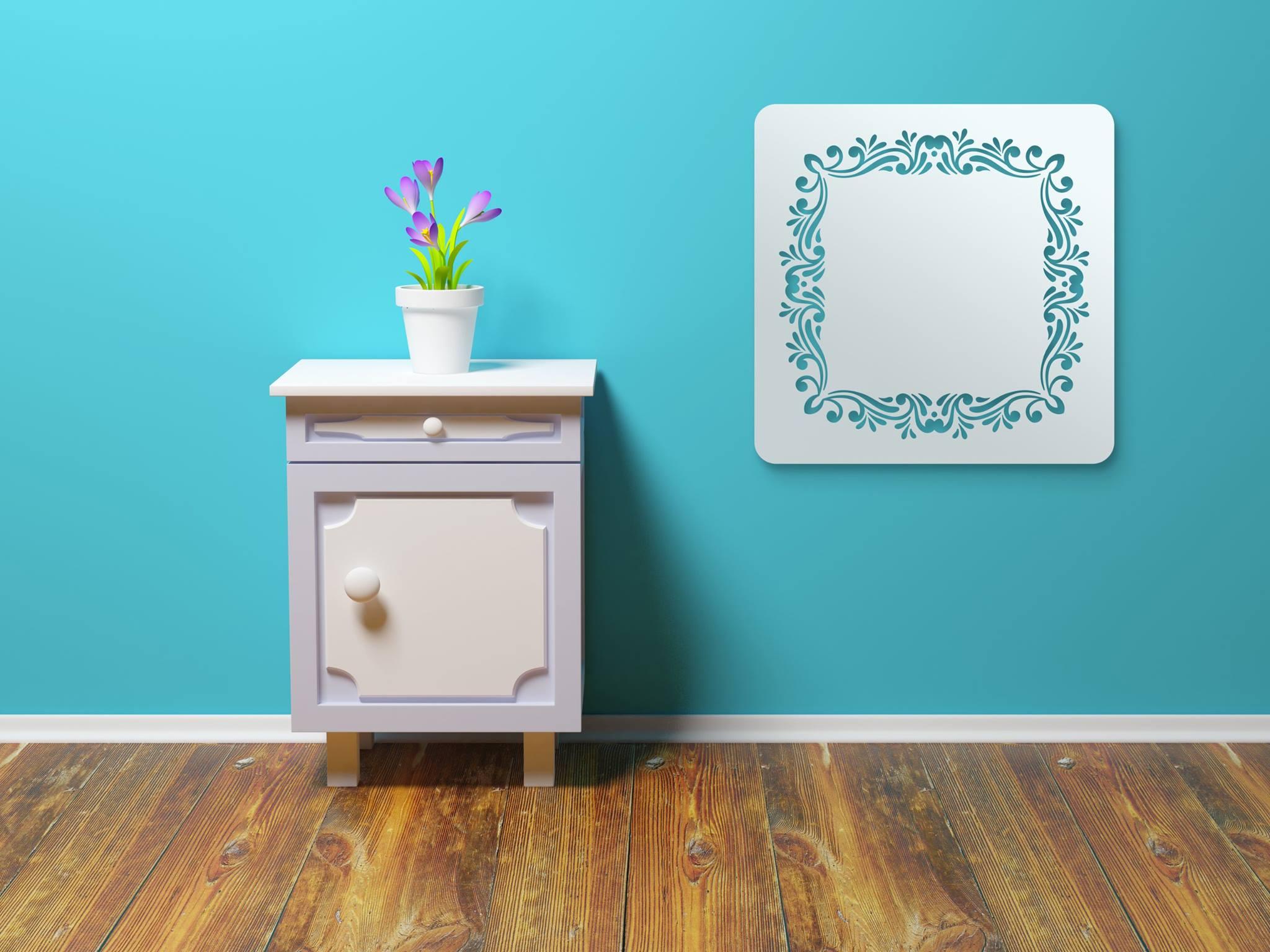 Gyerekszoba dekor - Mirrorka