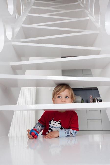 Bubis lépcső - Otthon, édes