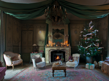 Karácsony a kastélyban