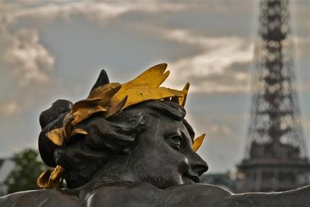 Párizsi kockák III: kedvenc hidam a Szajna fölött