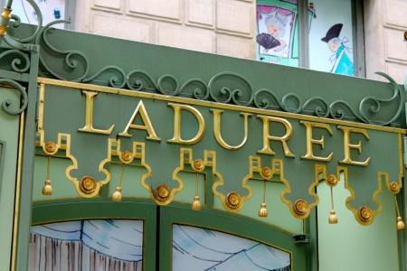 Párizsi kockák I.: Ladurée