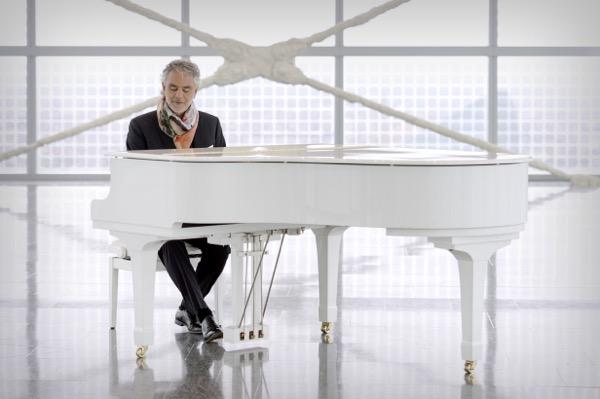 Andrea Bocelli a Magyar Rádióban