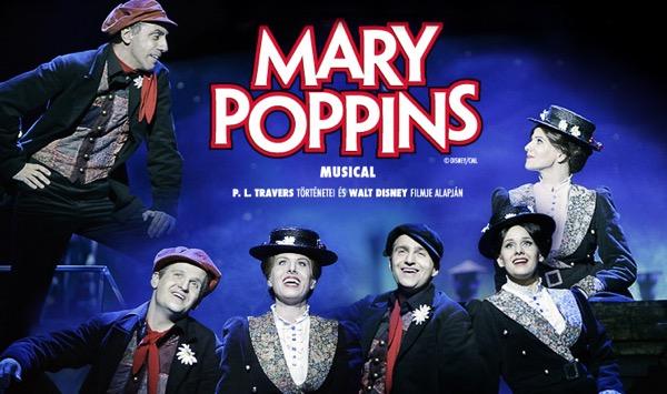 Mary Poppins hónap a Madáchban