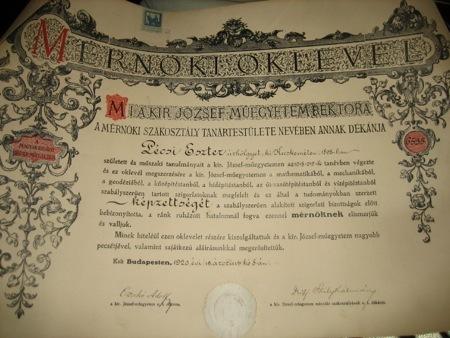 Az első magyar mérnöknő