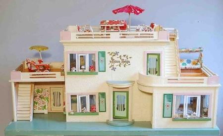 Babaház-napok: Haus Helga