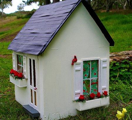 Babaház-napok: Heidi home