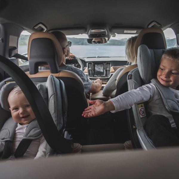 Autós babaülés: turiból soha!