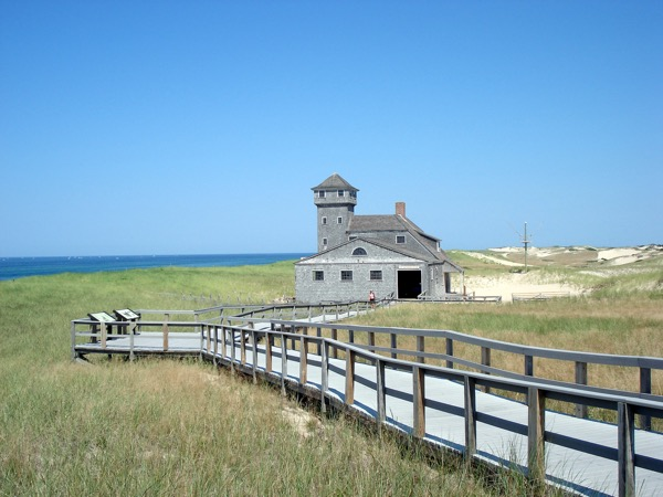 A Cape Cod-szoba