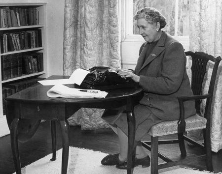 Agatha Christie otthona