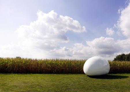 Csősz a kukoricaföldeken