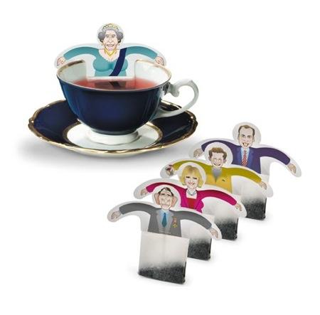 Teázz a királyi családdal!