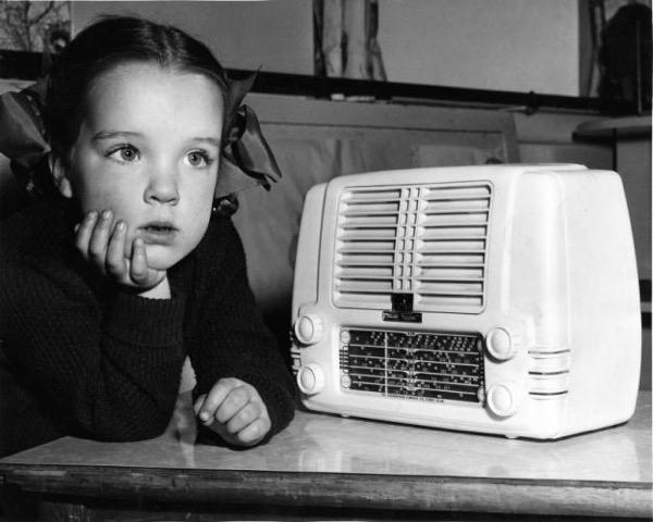 Így tévéztünk/rádióztunk régi karácsonyokon