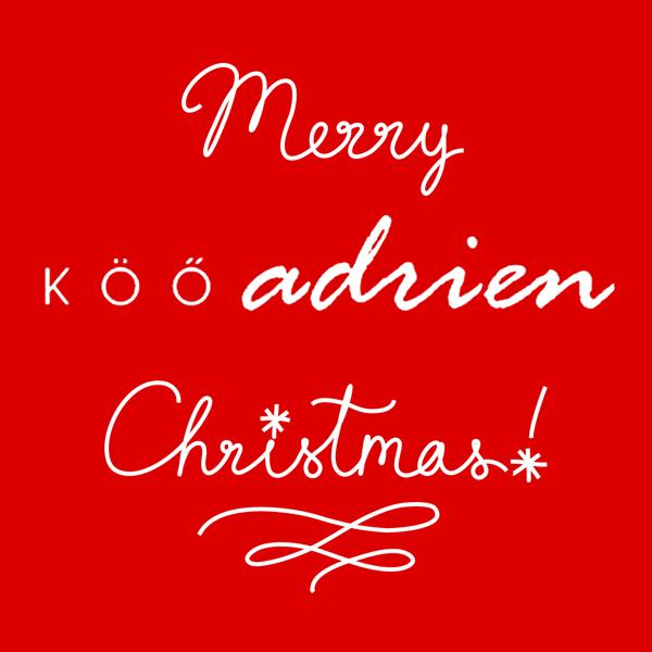 Köő Adrien műtermében már karácsony van