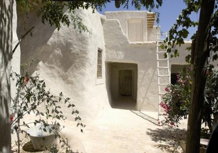 Ház az Atlas-hegységben