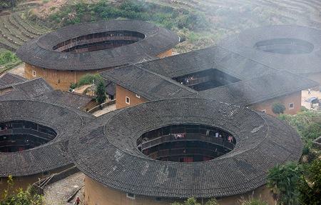 Földházak Kínában