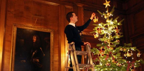 Ahol a Royal Family karácsonyozik