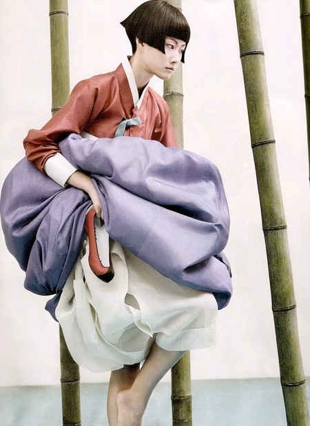 Finomságok a koreai Vogueból