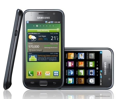 Samsung Galaxy S: zsebre vágom az Otthon édest