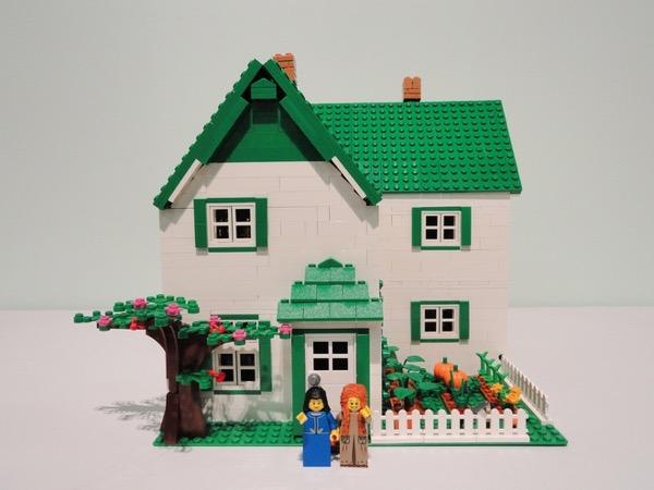 Legó lehet a Zöld Oromból