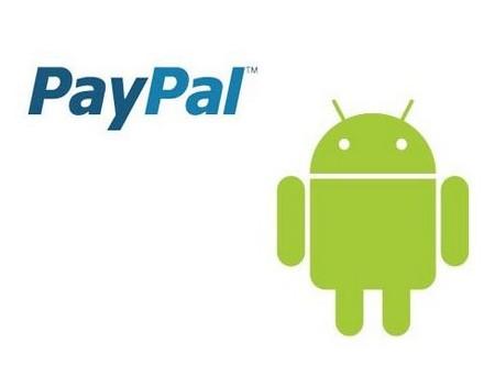 Android péntek: fizetés PayPalon