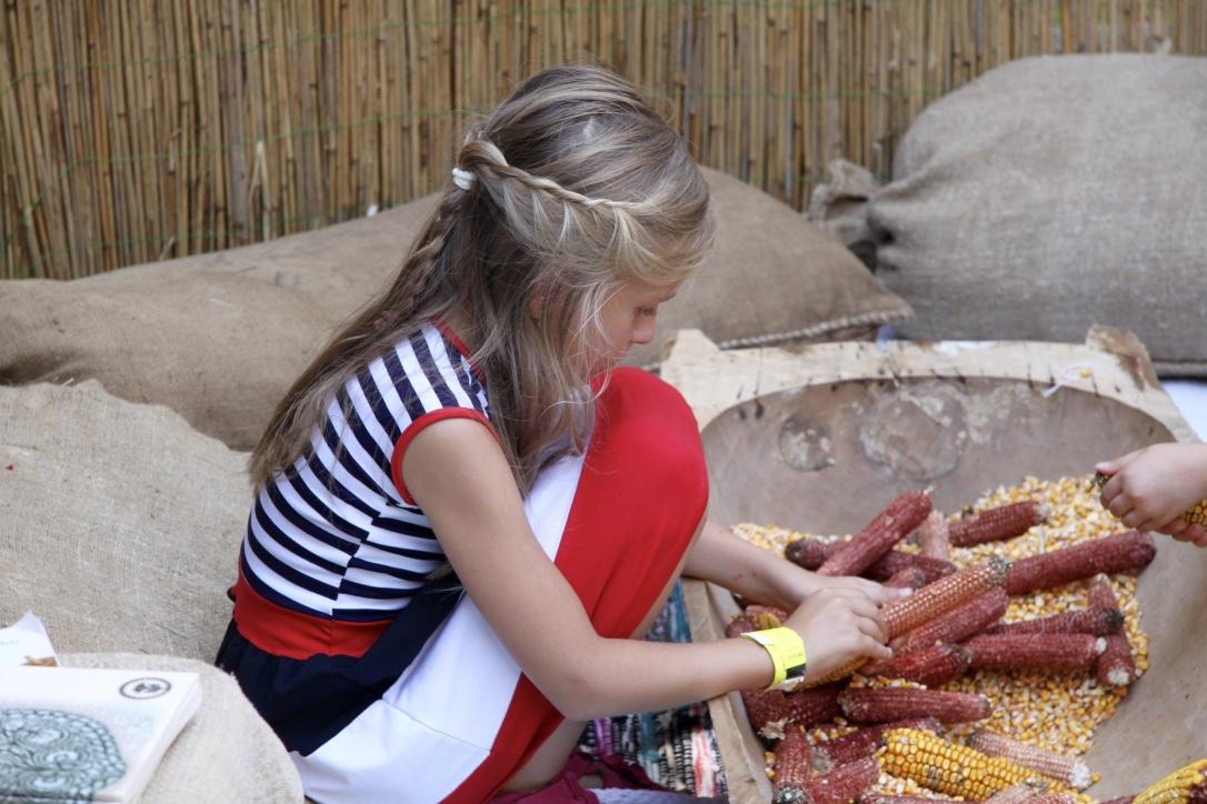 Kukoricamorzsolás