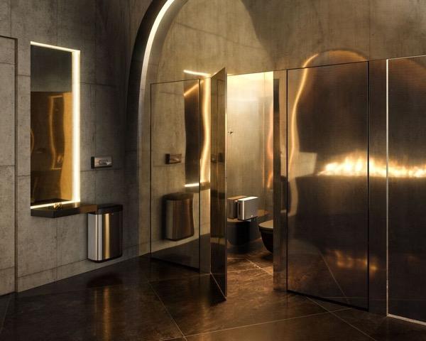A jövő közösségi mosdója