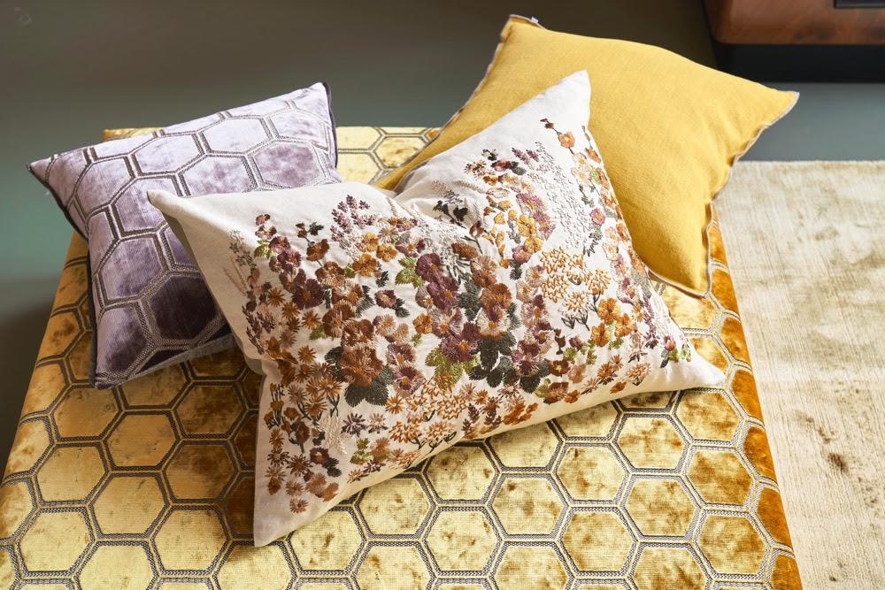 Színpompás tavaszi textilek