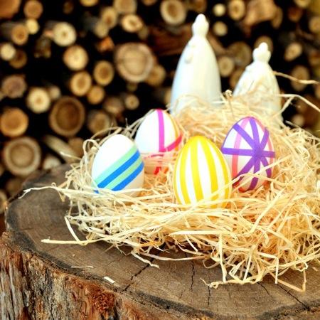 Tapasztott tojás