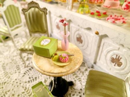 Marie Antoinette cukrászda
