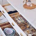 Kreatív és helytakarékos konyhai tárolás