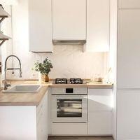 8 zseniális ötlet a kisméretű konyhához