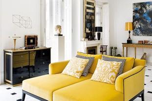 5 érv a sárga szín mellett a lakberendezésben