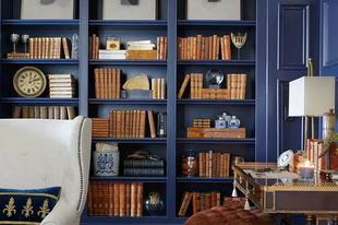 10 inspiráló ötlet könyvtárolásra
