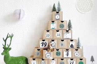 12 különleges adventi kalendárium