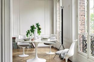 Ikonikus bútorok 1. - Saarinen Tulip asztalok és székek