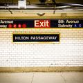 A jó öreg metro csempe. Menő vagy sem?