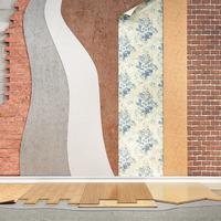 Mit tehetsz a falra és a padlóra? Burkolattípusok