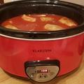 Töltött káposzta slow cooker